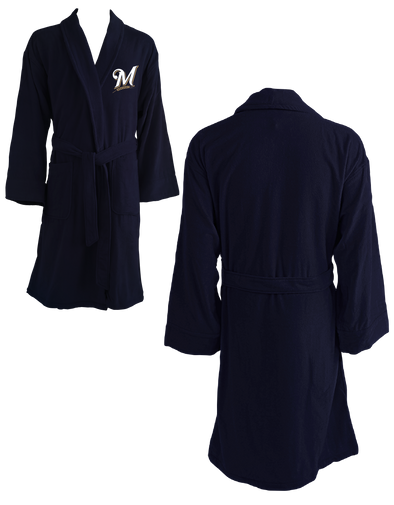 Milwaukee Brewers Customized Authentic SportRobe