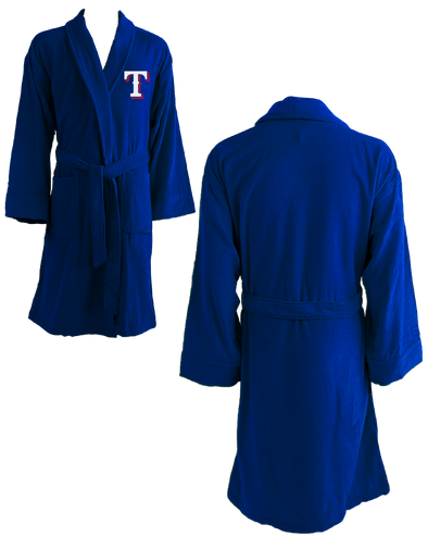 Texas Rangers Customized Authentic SportRobe