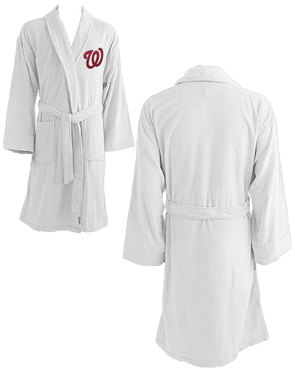 Washington Nationals Customized Authentic SportRobe