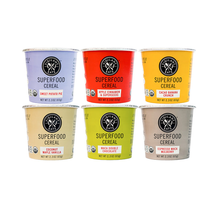 Healthy & Hearty 6-cup Variety Pack