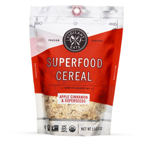 Apple Cinnamon & Superseeds Bag