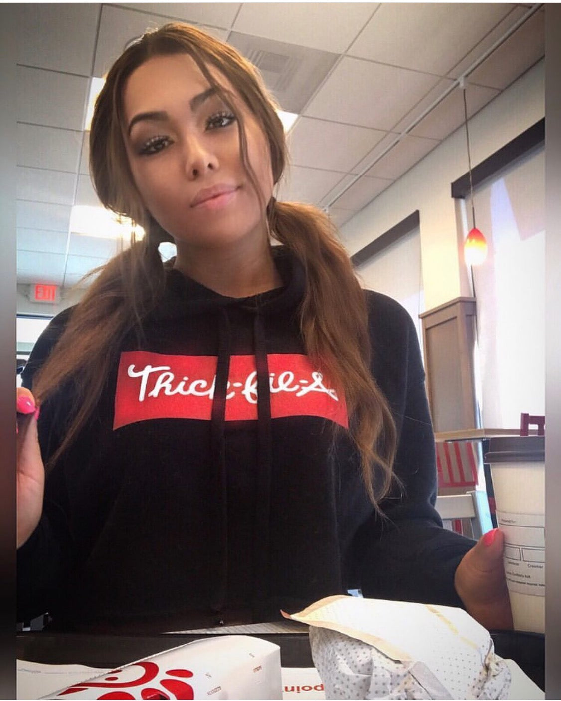 Thick-fil-a Hoodie