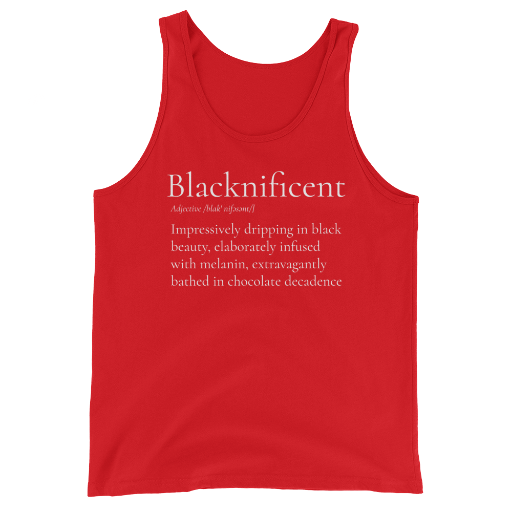 Blacknificent Tank Top