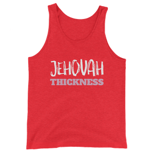 Jehovah Thickness Tank Top