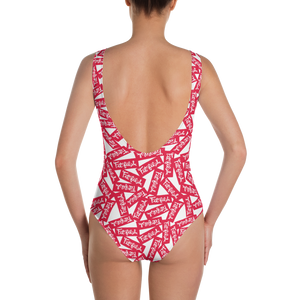 Fit-fil-a One-Piece Swimsuit