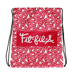 Fit-fil-a Drawstring bag