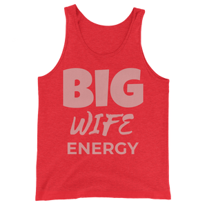 Big Wife Energy Tank Top