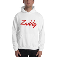 Zaddy Hoodie (Red)