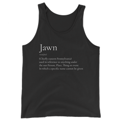 Jawn Definition Tank Top
