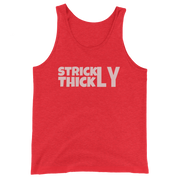 Strickly Thickly Tank Top