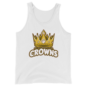 Queens No Crown  Tank Top