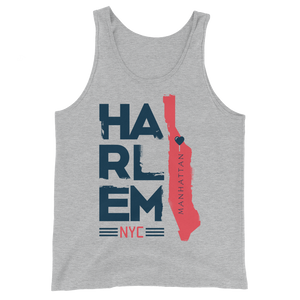 My Heart Is Always In Harlem Tank Top