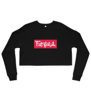 Fit-fil-a Crop Sweatshirt