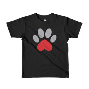 Pawesome kids t-shirt