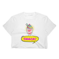 Issa Snack Crop Top