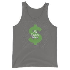 My Zodiac Sign Unisex Tank