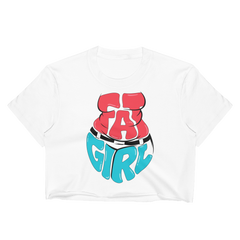 Fat Girl Crop Top