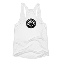 Thick racer-back tank