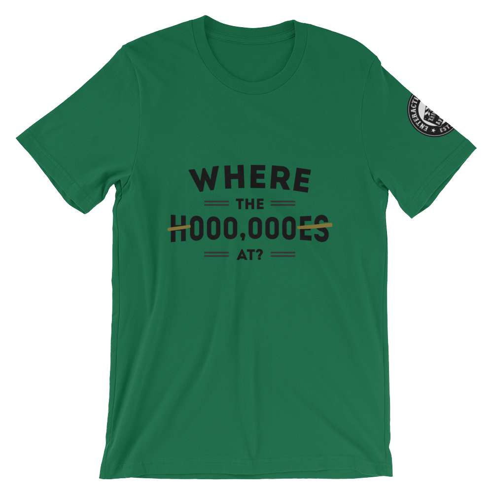 "Where the H""000,000""es At!"