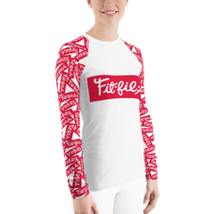 Fit-fil-a compression shirt