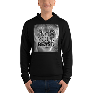 Know Your Beast hoodie