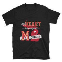 My Heart Is Always In Michigan
