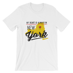 My Heart Is Always In New York (Yellow)