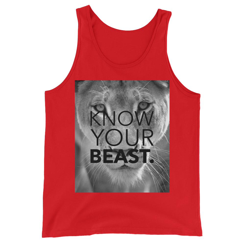 Know Your Beast Tank Top