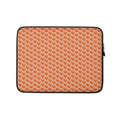 Peach Laptop Sleeve