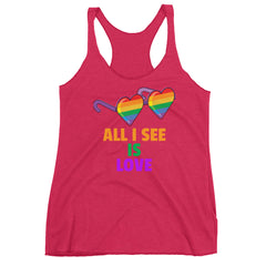 All I See Is Love Tank