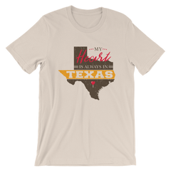 My Heart Is Always In Texas (Brown)
