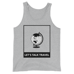 Let's Talk Travel 🌍 Tank Top