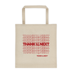 Thank U, Next Tote bag