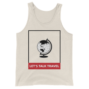 Let's Talk Travel Tank Top