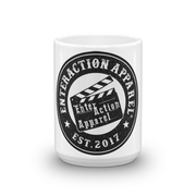 Official EnterAction Apparel mug 🎬