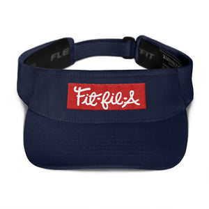 Fit-fil-a Visor