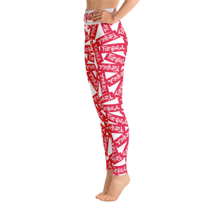 Fit-Fil-A Yoga Leggings W Pocket
