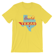 My Heart Is Always In Texas T-Shirt