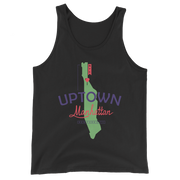 My Heart Is Always Uptown Tank Top