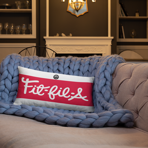 Fit-fil-a Pillow