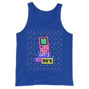 Let's Talk 90's Gameboy Tank Top