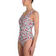 Pawesome One-Piece Swimsuit