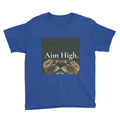 Aim high Youth T-Shirt