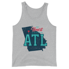 My Heart Is Always In ATL Tank Top