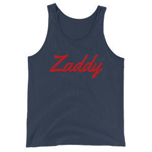 Zaddy Tank Top