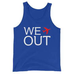 We Out Tank Top