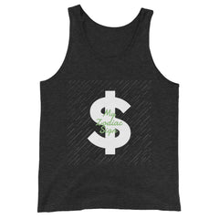 $ Is My Zodiac Sign Tank Top