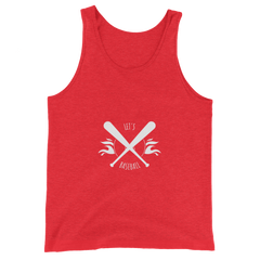 Let's Talk Baseball Tank Top