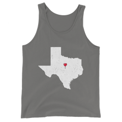 My Heart Is Always In Texas Tank Top