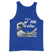 I'm the Wave Tank Top